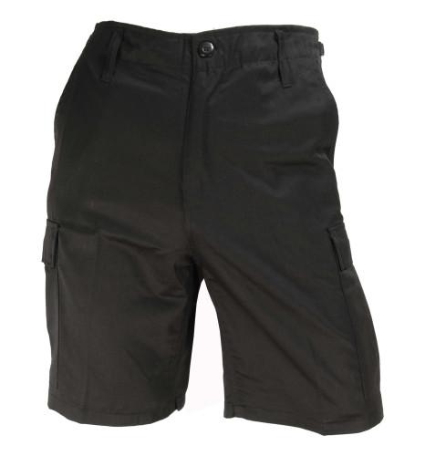 US Bermuda Short Schwarz