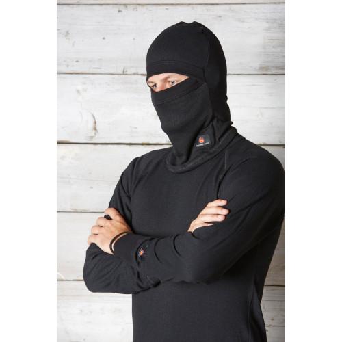 TERMO® SAFE ORIGINAL Balaclava schwarz