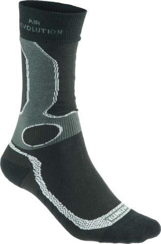 MEINDL Revolution Dry Sock schwarz/silber