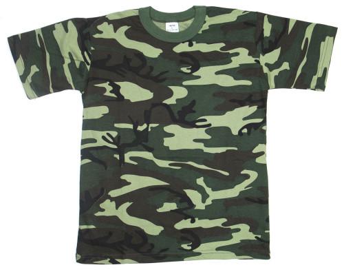 Kinder T-Shirt Woodland