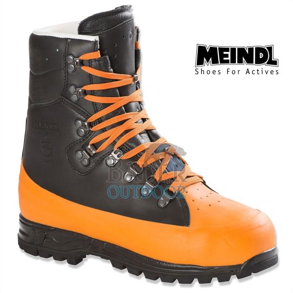 MEINDL Timberking schwarz/orange