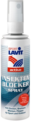 SPORT LAVIT® Insekten Blocker Spray, 100 ml