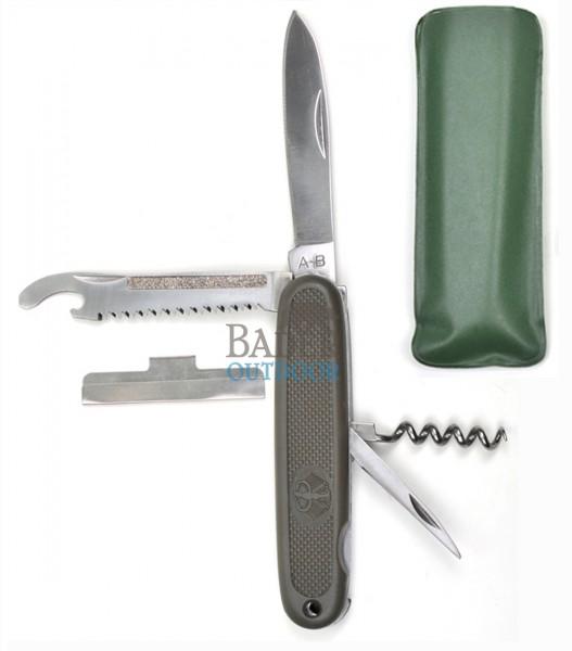 BW Taschenmesser Oliv