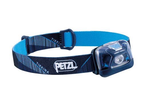 PETZL Stirnlampe Tikkina® blau