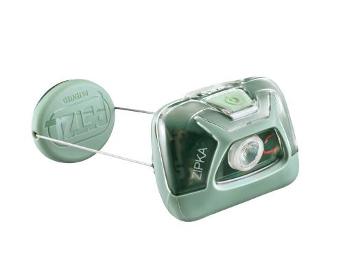 PETZL Stirnlampe Zipka® grün