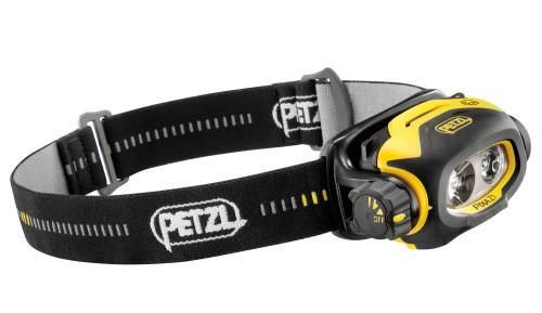 PETZL Stirnlampe Pixa® Z1 schwarz/gelb
