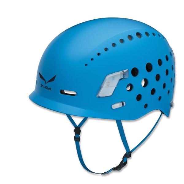SALEWA Helm Duro polar blau
