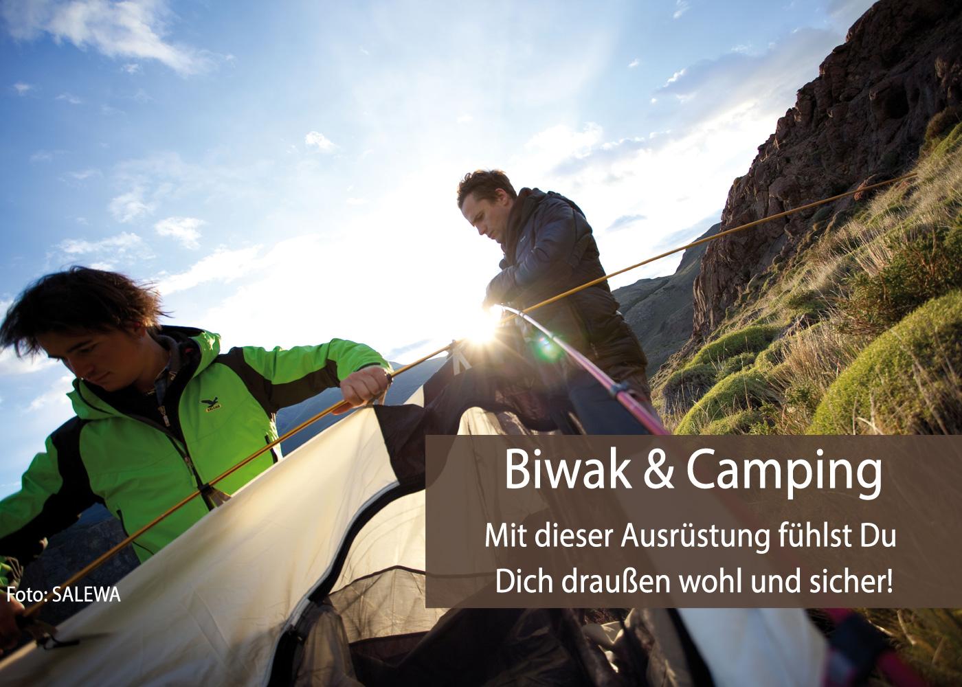 Biwak & Camping