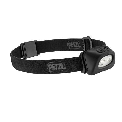 PETZL Stirnlampe Tactikka® +RGB schwarz