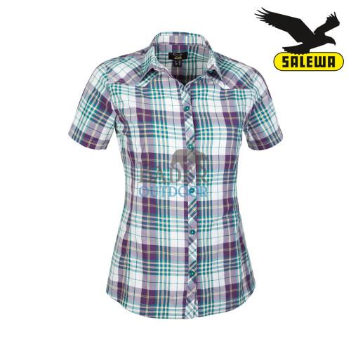 SALEWA Shira DryTon Damen Kurzarm Shirt stewart westmister