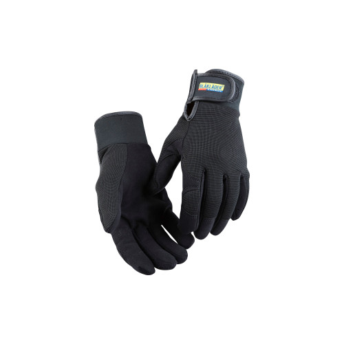 BLAKLÄDER Handschuh Mechanik schwarz