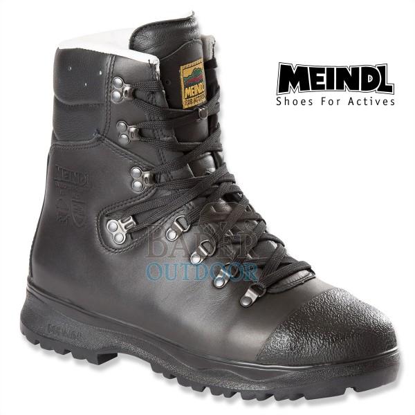 MEINDL Woodwalker MFS S3 schwarz