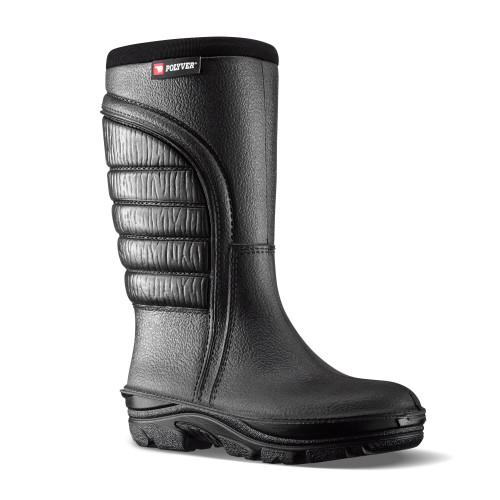 POLYVER Premium Winterstiefel Safety S5 schwarz