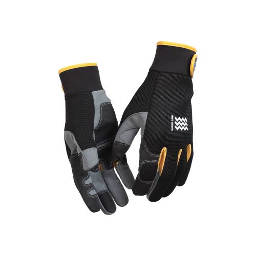 BLAKLÄDER Handschuh Handwerk schwarz/grau