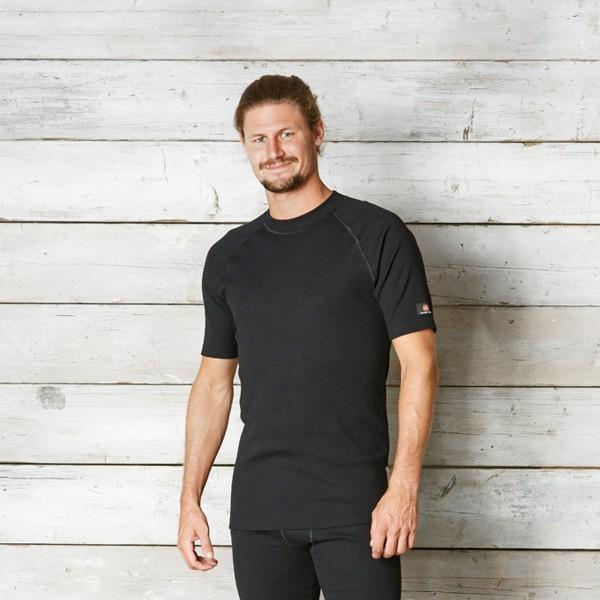 TERMO® SAFE LIGHT T-Shirt Schwarz
