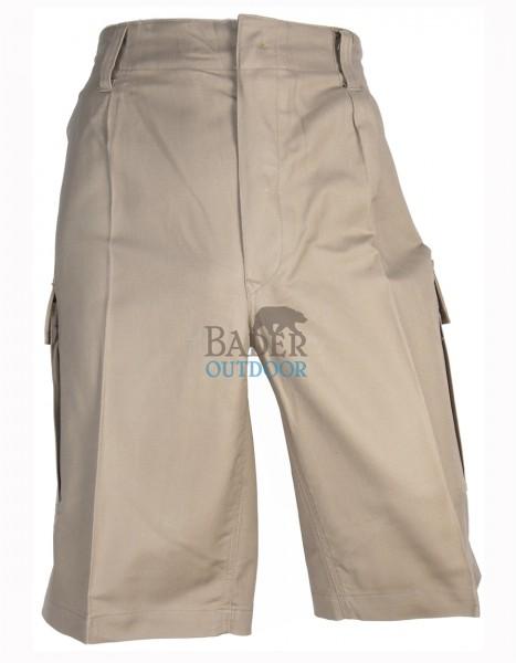 BW Bermuda Feldhose Khaki