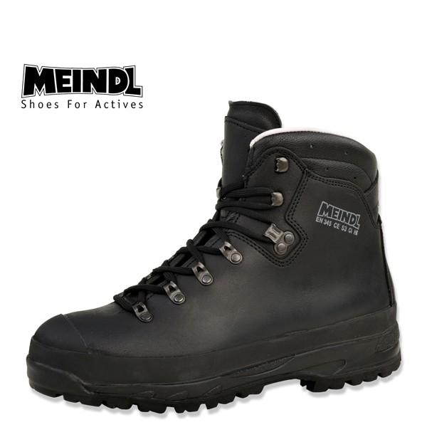 MEINDL Bergschuh S3 schwarz