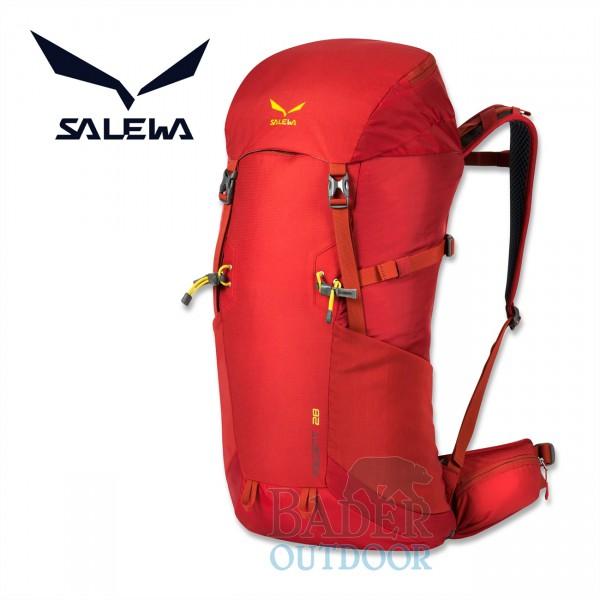 SALEWA Rucksack Ascent 28 pompei rot