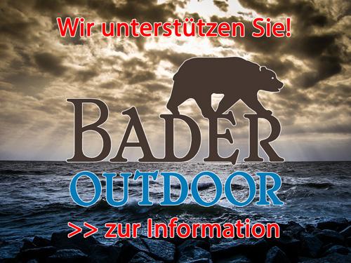 Corona Unterstützung - www.bader-outdoor.de